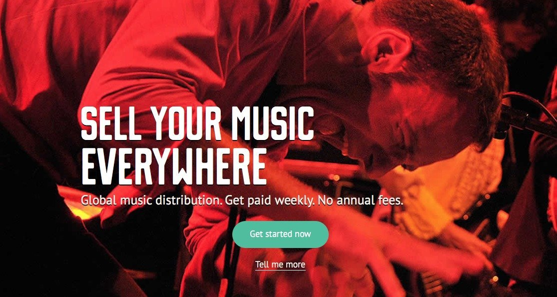 Selling Your Music on CD Baby and Amazon