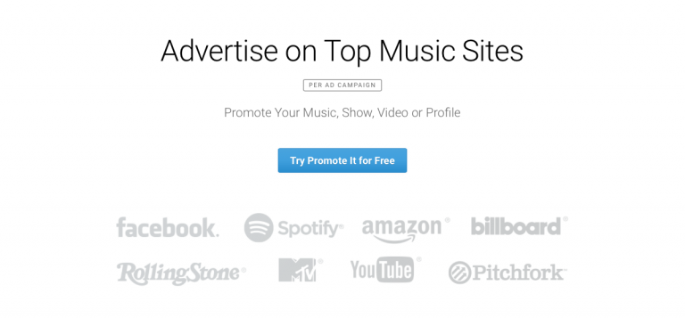 What Artists Should Know About ReverbNation's Promote It