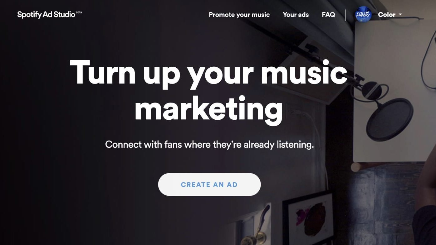 Spotify Ad Studio Revisited