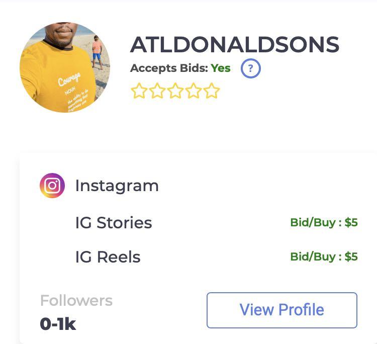 ATLDONALDSONS profile
